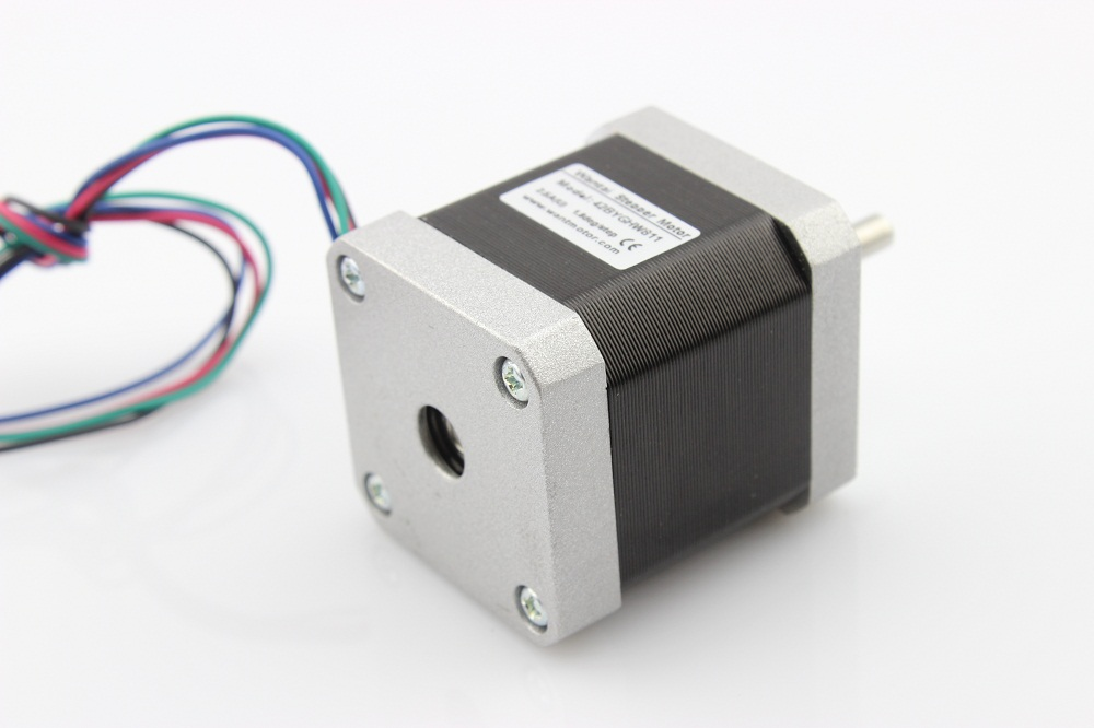 Nema 17 bipolar 48mm stepper motor 42byghw811 us 15 for Nema 17 stepper motor datasheet