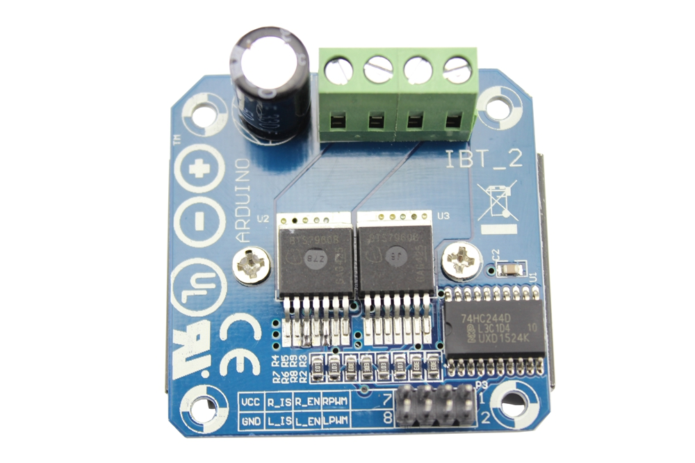 Large Current Motor Driver Module Bts7960