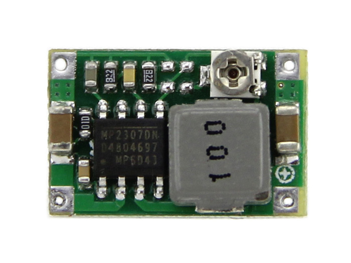 Mp2307 Adjustable Step Down Dc Dc Converter 1 0v 17v 1
