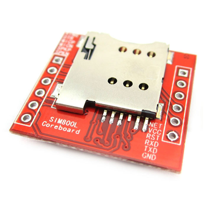 SIM800L Quad-band Network Mini GPRS GSM Breakout Module [SIM800L-GSM