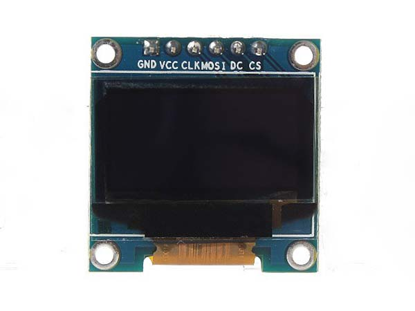 SSD1306 0 96 128×64 OLED Display – I2C/SPI Interface